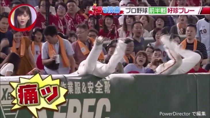 【プロ野球】 珍プレー好プレー ~よこしまな選手と紳士なファン~