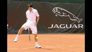 [テニス]アクロバティックショット連発!!テニス選手の超絶スーパープレイ集 #Tennis #Tokyo Olimpic2020[スポーツ]