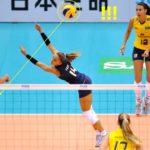 【好プレー】【バレーボール】皆びっくり!!リベロが点決めちゃったスーパープレイ集!libero point!【volleyball】